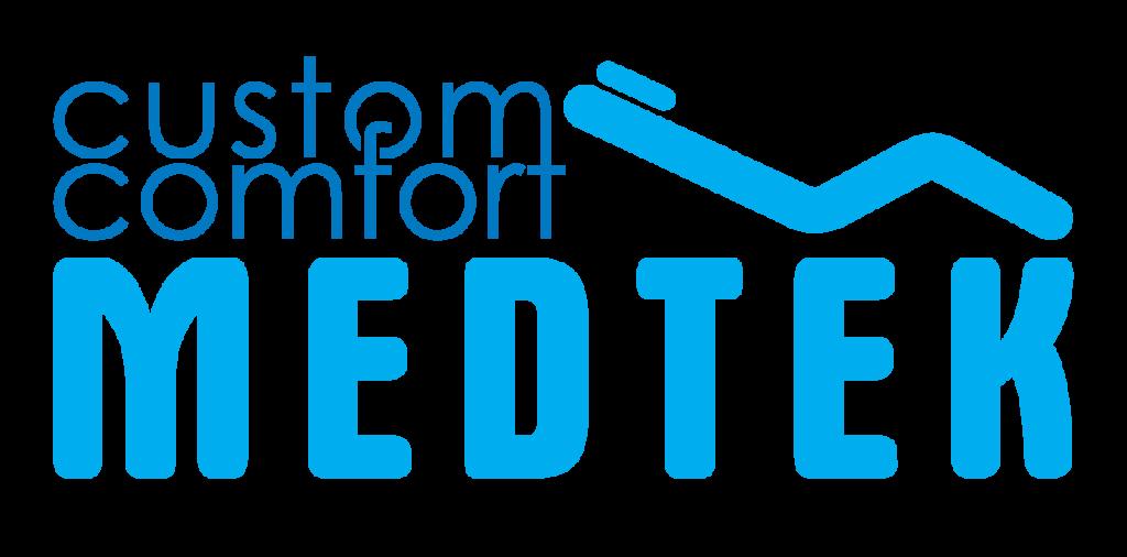 Custom Comfort Medtek Logo Geo-Med