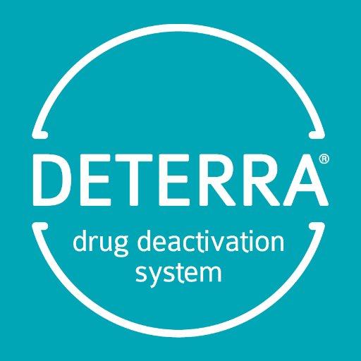 Geo-Med Deterra Drug Deactivation Logo