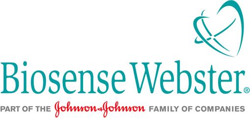 biosense webster johnson logo